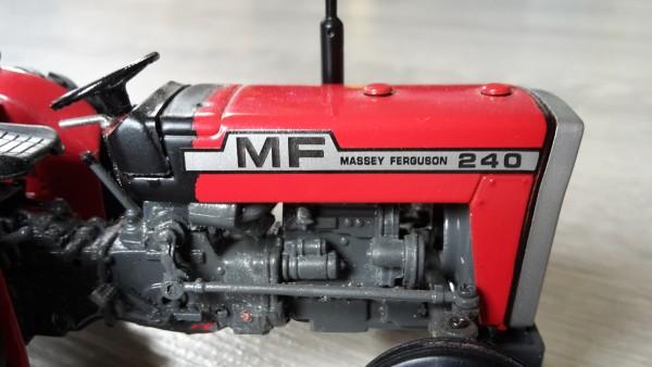 MASSEY FERGUSON 200ER MOTORHAUBE