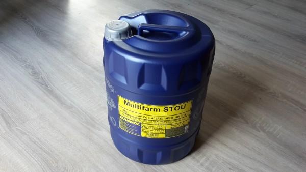 Mannol SAE 10W-30 STOU (MF Universal)