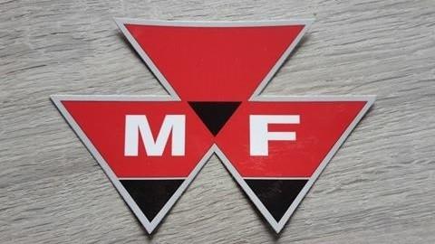 MASSEY FERGUSON MF ORG. FETTPRESSE 4