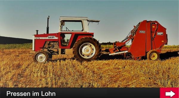 FERGY-FARM LOHNARBEITEN *PRESSEN*
