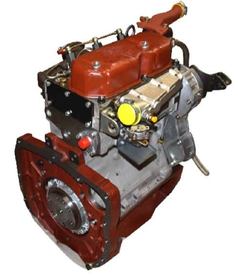 MASSEY FERGUSON PERKINS 3.152 MOTOR