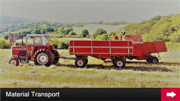 FERGY-FARM LOHNARBEITEN *TRANSPORT ARBEITEN*
